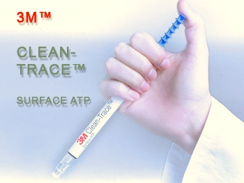 3M Clean-Trace™ Surface ATP